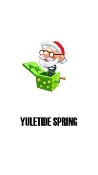 Yuletide Spring poster