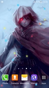 Anime Live Wallpaper screenshot 5