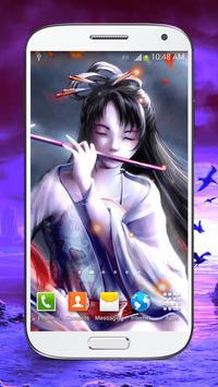Fantasy Live Wallpaper HD apk screenshot