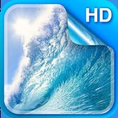 Ocean Live Wallpaper HD icon