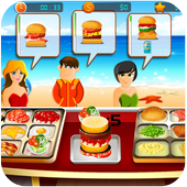 Yummy Burgers Simulation 2016 icon