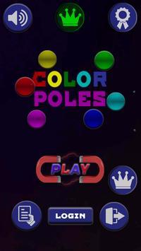 Color Poles poster