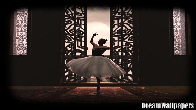 Ballet Wallpaper Poster Apk Screenshot