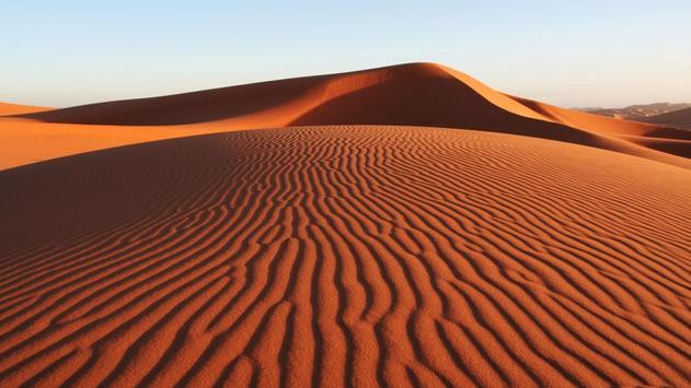 Dunes Live Wallpaper poster