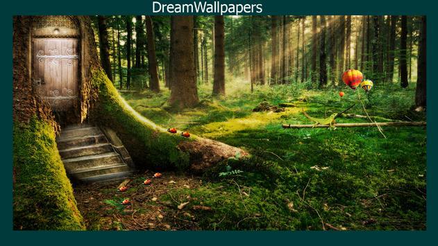 Enchanted Forest Wallpaper apk screenshot
