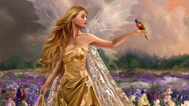 Fairy Live Wallpaper poster