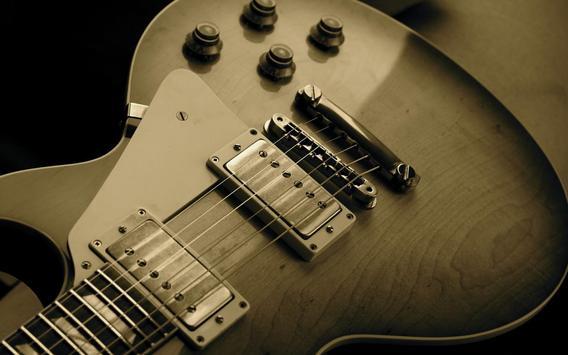 Guitar Live Wallpaper poster