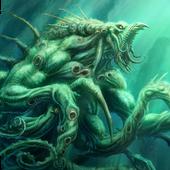 Kraken Live wallpaper icon