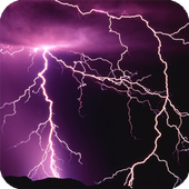 Lightning Live Wallpaper icône