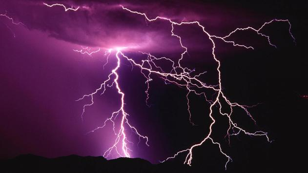 Lightning Live Wallpaper 截圖 1