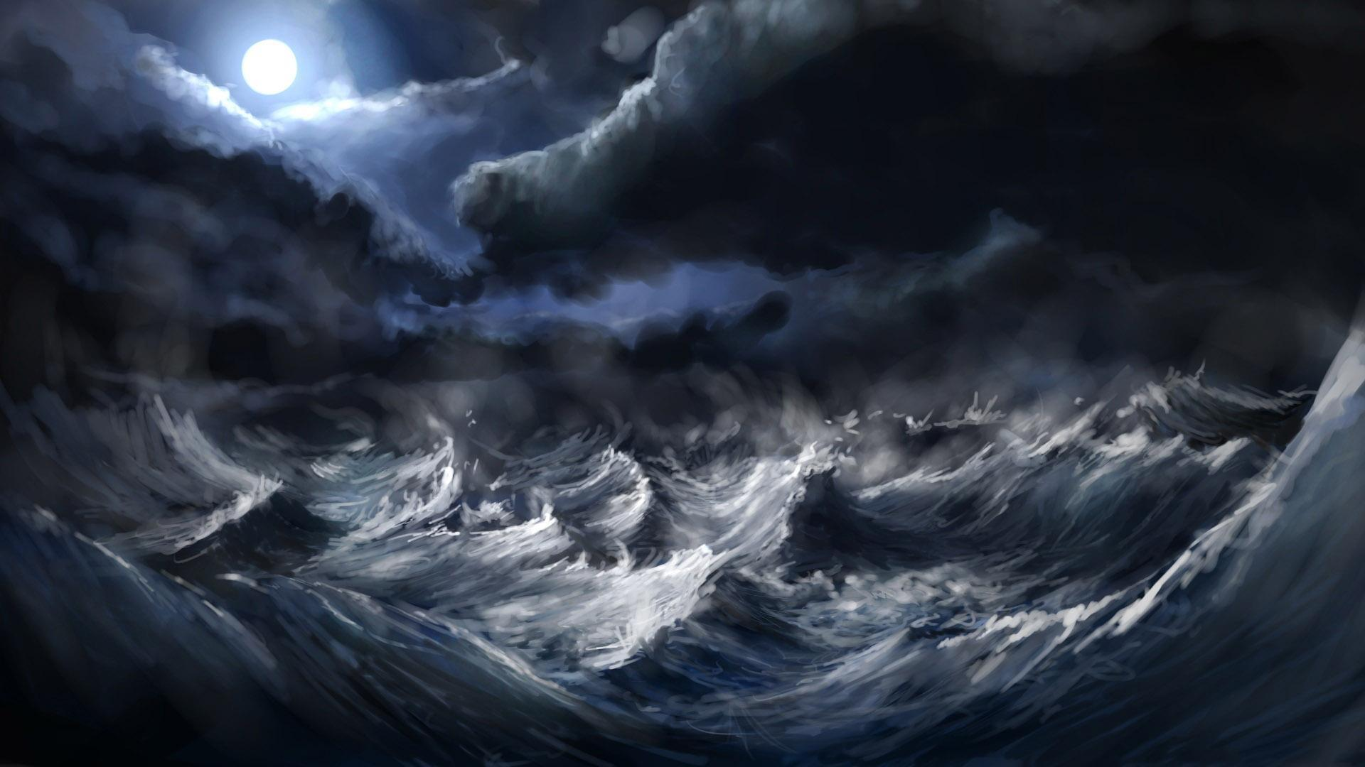 Storm Sea Live Wallpaper For Android Apk Download