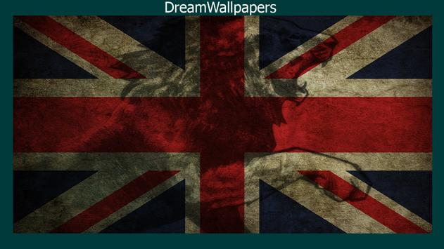 United Kingdom Flag Wallpaper apk screenshot