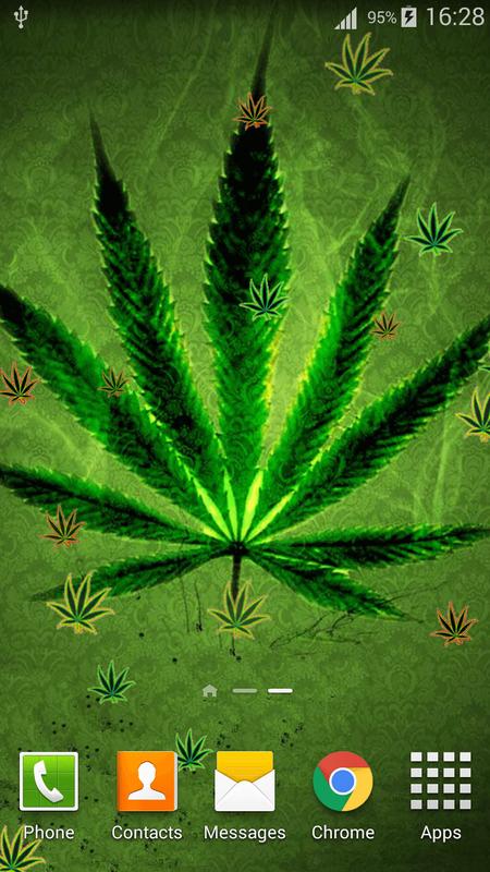 ... Weed Wallpaper screenshot 6
