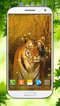 Tiger Live Wallpaper HD screenshot 4