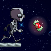 Space Robot icon
