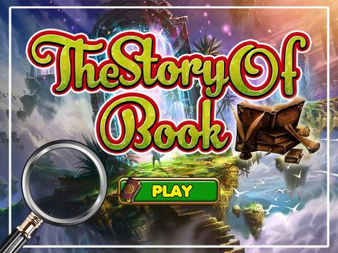 Story Of Book - Hidden Object poster