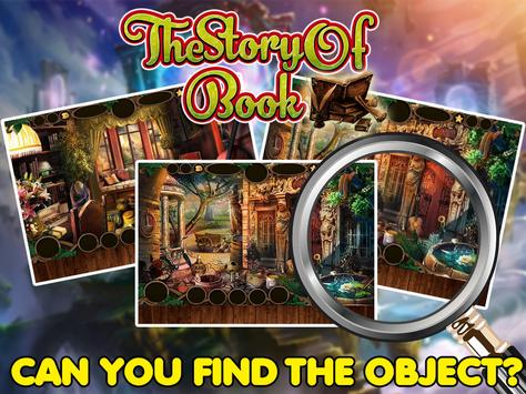 Story Of Book - Hidden Object apk screenshot