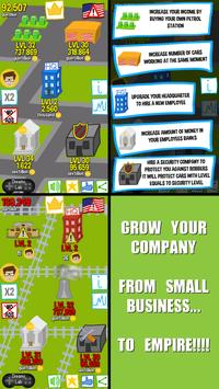 Idle Tycoon GO: Urban Clicker & Tap Business Game poster
