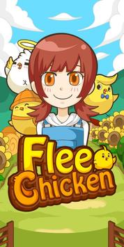 Flee Chicken(Europe) 海报