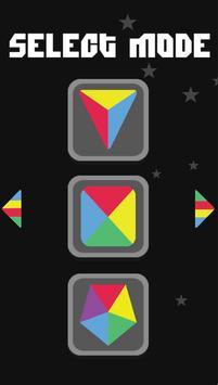 Geometric Rush screenshot 1