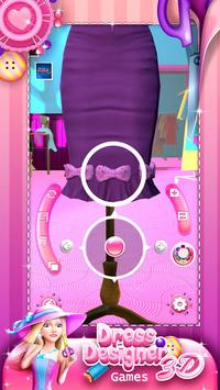 Dress Designer Game for Girls screenshot 1