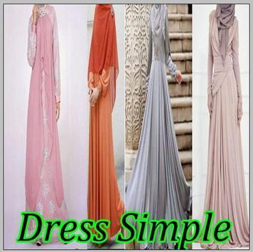 modest dress poster