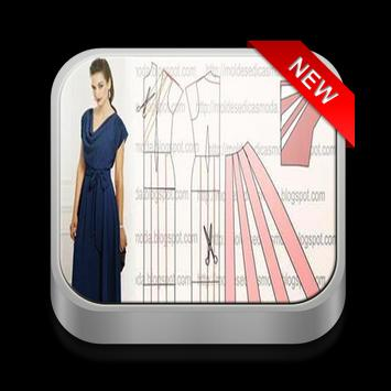 Dress Patterns Collection poster