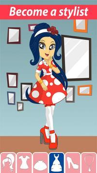 Dress Up Princess Superstar poster