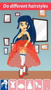 Dress Up Princess Superstar apk screenshot