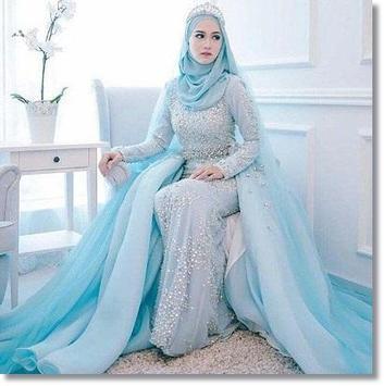 Dresses Wedding Muslim New screenshot 1