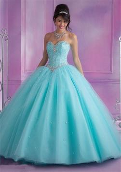 15th Dresses poster