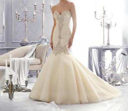 Dress for the bride screenshot 1