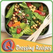 Dressing Recipes icon