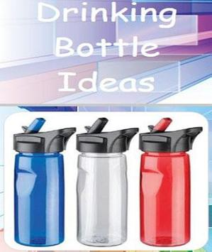 The idea of bottled water poster