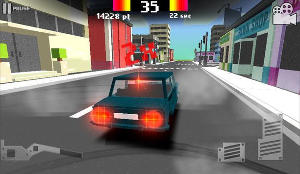 Drift X - Craft Land screenshot 3