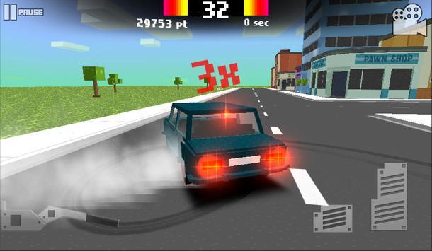 Drift X - Craft Land screenshot 11