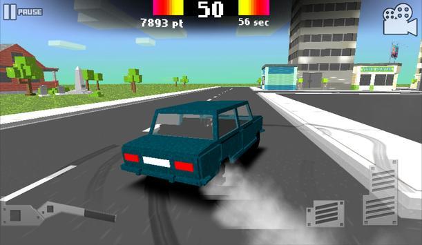 Drift X - Craft Land screenshot 2