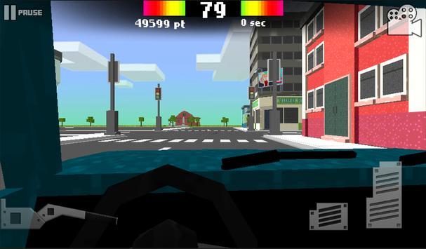 Drift X - Craft Land screenshot 4