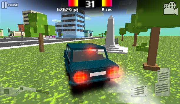 Drift X - Craft Land screenshot 5