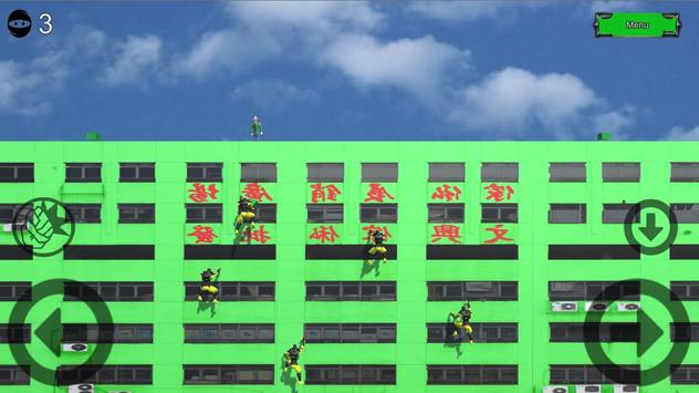 Ben vs Ninja aliens apk screenshot