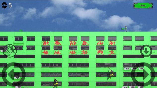 Ben vs Ninja aliens screenshot 2