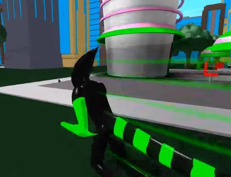 Ben vs Ninja aliens screenshot 6