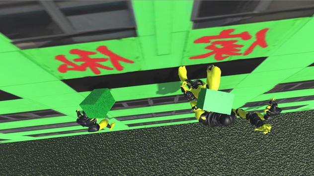 Ben vs Ninja aliens screenshot 9