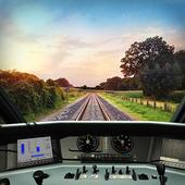 Driver in Train Simulator 3D icon