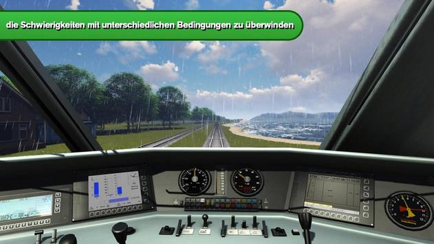 Driver in Train Simulator 3D screenshot 2