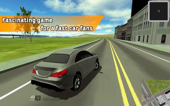 Driving Simulator 2016 poster