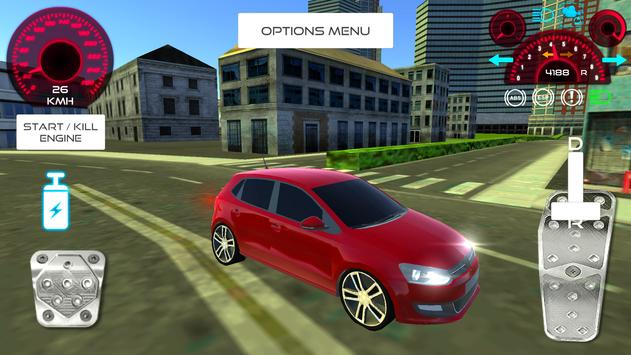 Driving in the City 3d apk screenshot