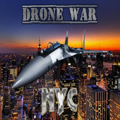 Fighter Jet Drone War: NYC icon