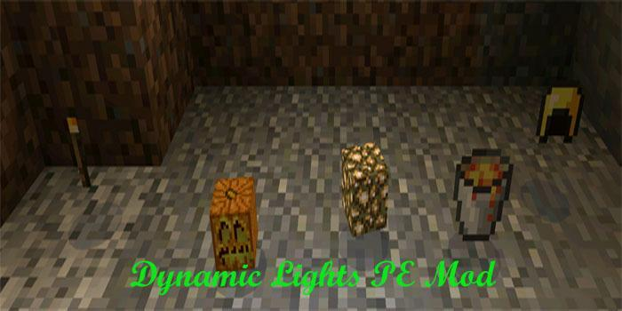 Dynamic Lights Mod for MCPE for Android - APK Download