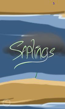 Saplings poster